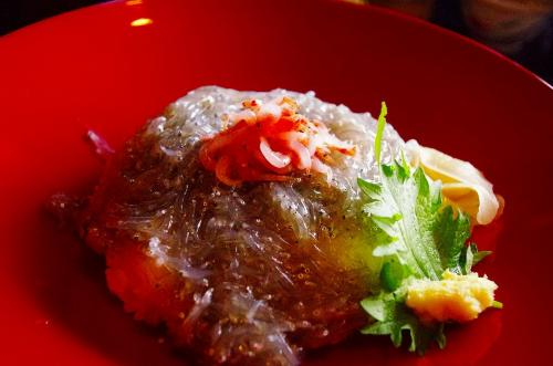 生しらすと生桜えびの丼+酢飯+しらす御膳+うまづら生き作り