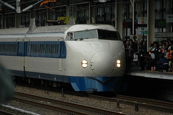 0系@姫路駅