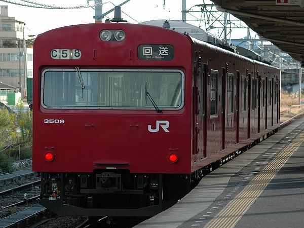 103系@姫路