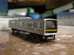 209系南武線