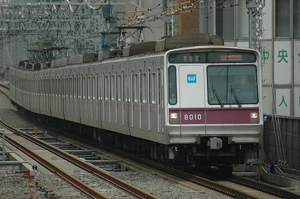 メトロ8000系