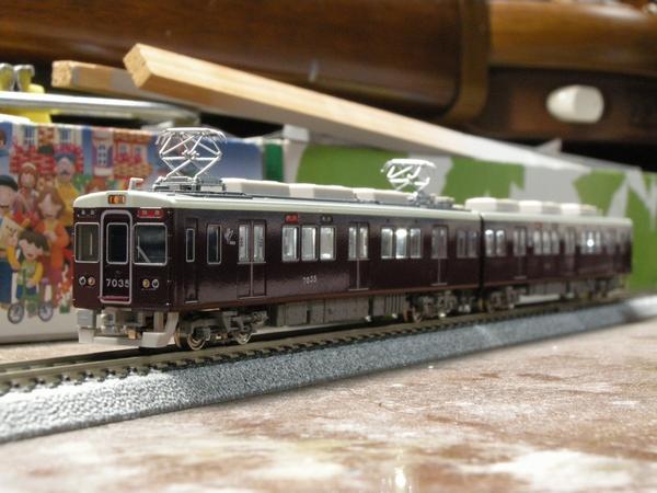 阪急7000系7035F