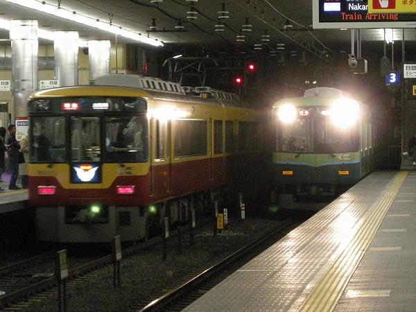 9000系9004F@京橋