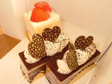 絶品ケーキ☆