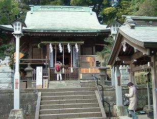 瀬戸神社で初詣のリハーサル☆