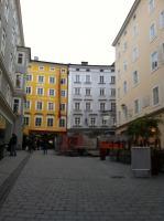 モーツァルトの生まれた家