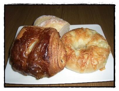 nagiさんのパン