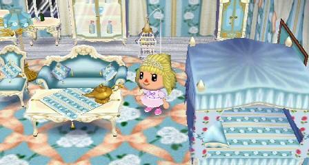 プリンセス家具がついにお部屋に☆