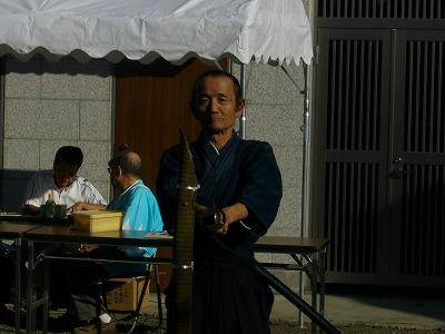 09西光寺演武_天然理心流据物斬06