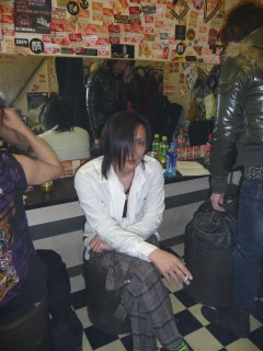 ROB 2.11大塚RED-zone backstage