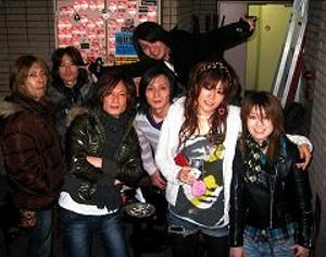 ERASER HEAD  2.11大塚RED-zone backstage