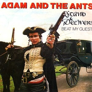 ADAM AMD THE ANTS
