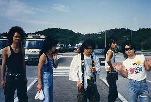 1985年 全国ツアー 浜名湖SA