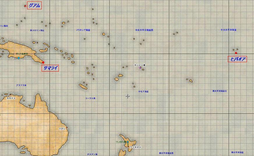 新3港の位置