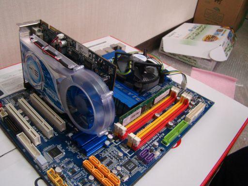 PC組み立て パソコン