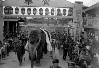 象と覚王山