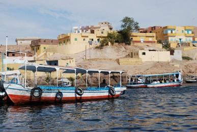 エジプト 船