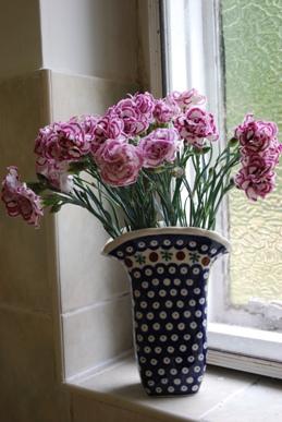 ポーランド 花瓶