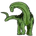 """""""巨神タイタンの爬虫類"""""""