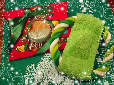 まろんママからのクリスマス☆