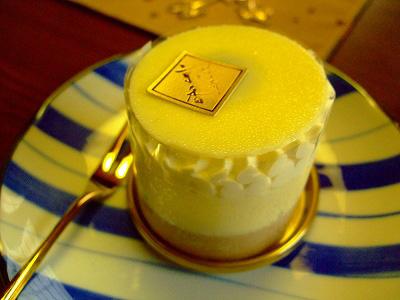 美味しかったケーキ♪