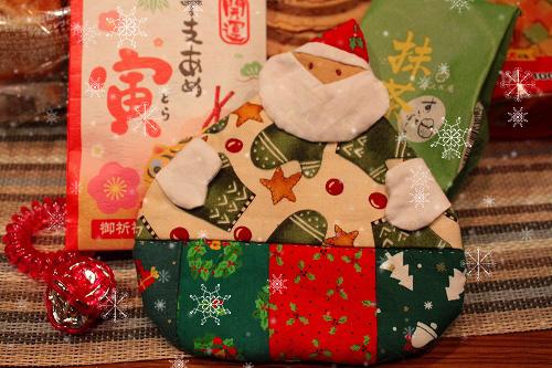 サンタさんのコースター☆