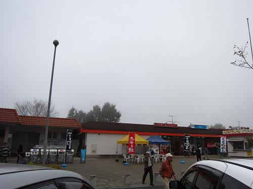 SAも霧だらけ~