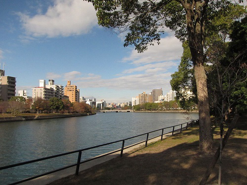 川をお散歩~