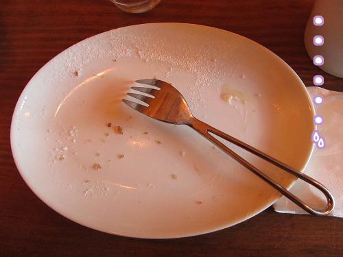 残念なお皿
