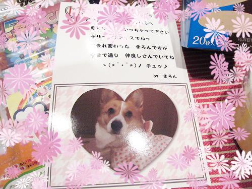 可愛いカード付き☆