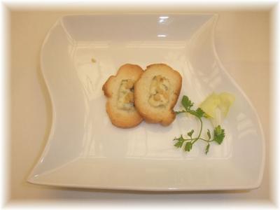1)お食事前の楽しい一皿