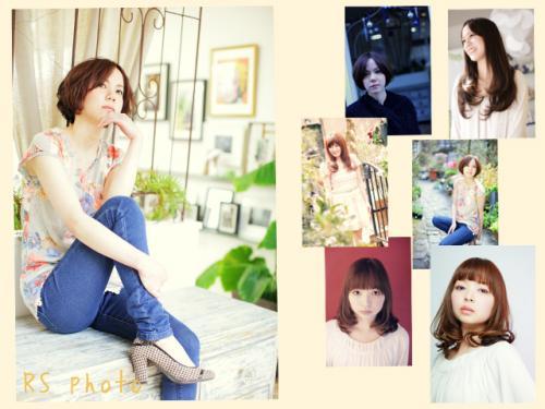 美容室 北九州 写真