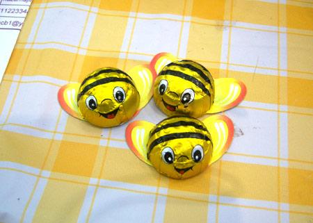Bee太太的蜜蜂