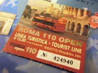 110バス切符