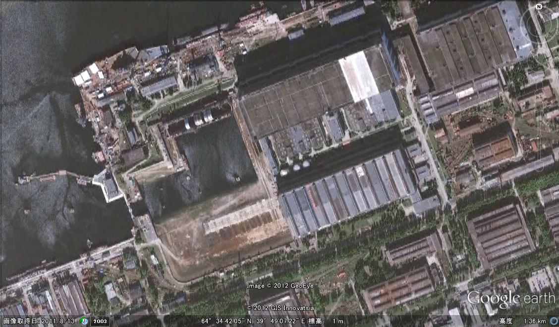 オスカーII級原潜「ベルゴロド」...