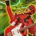 Racer X Super heros