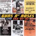 Guns N7 Roses Live Era 87-93