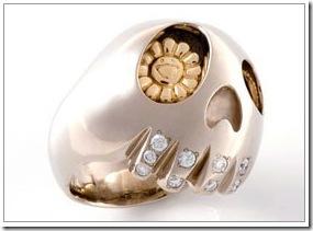 Dokuro Ring_Whitegold Diamond_thumb