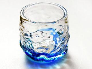 琉球ガラス,グラス,ぐいのみ