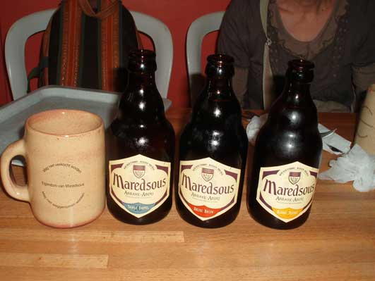 マレッツのビール
