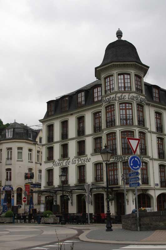 ブーヨンのホテル