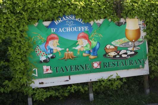 ダシュッフのレストラン