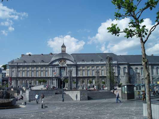 プランエベック宮殿