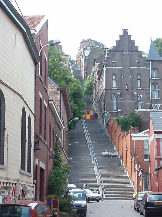 リエージュの大階段
