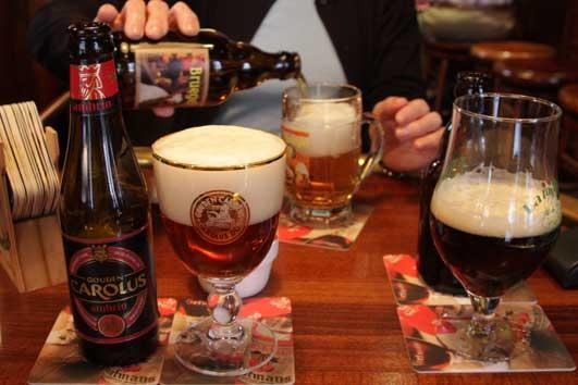 ビール色々
