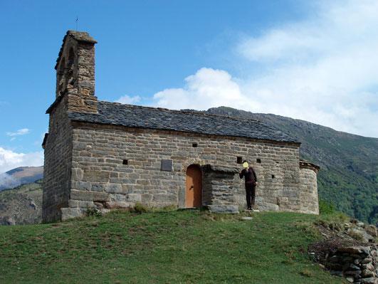 ピレネーの教会2