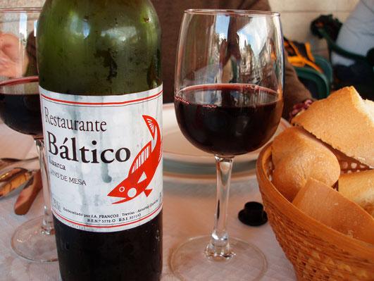バルティコのワイン