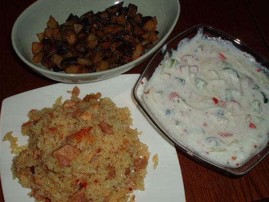 インド料理第一回