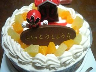 ケーキ一等賞