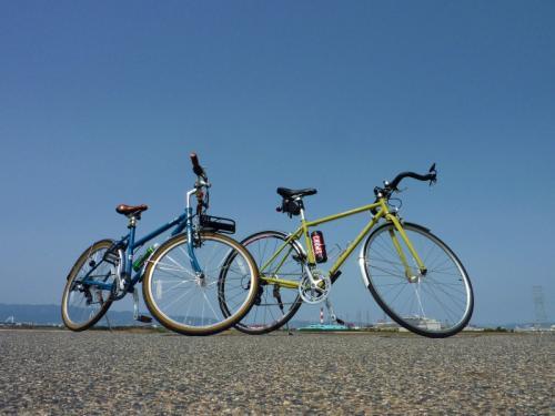 港湾サイクリング (1)